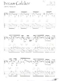 thumbnail of andy-mckee-dream-catcher-tablature