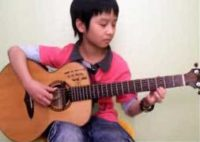 B.J. Thomas — Raindrops Keep Falling on My Head (Sungha Jung)