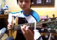 Green Day — Wake Me Up When September Ends (Sungha Jung)