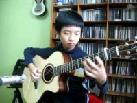 Michael Jackson — Billie Jean (Sungha Jung)